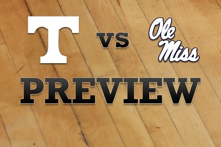 Tennessee vs. Mississippi: Full Game Preview