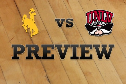 Wyoming vs. UNLV: Full Game Preview