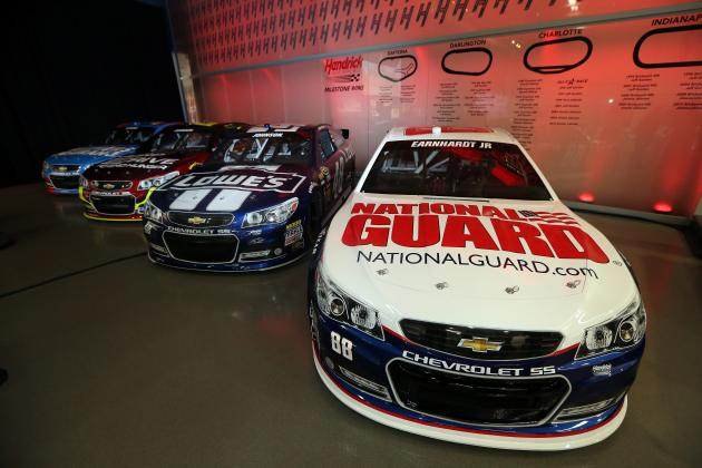 How NASCAR's New Gen-6 Cars Will Shake Up 2013 Sprint Cup Race