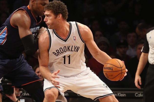 Lopez Continues All-Star-Caliber Season as the Nets Keep Winning