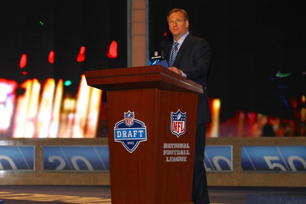 NFL Draft Order 2013: Full List of Selections for Entire Draft