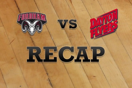 Fordham vs. Dayton: Recap and Stats