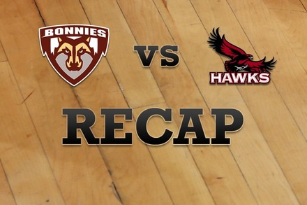 St. Bonaventure vs. Saint Joseph's: Recap and Stats