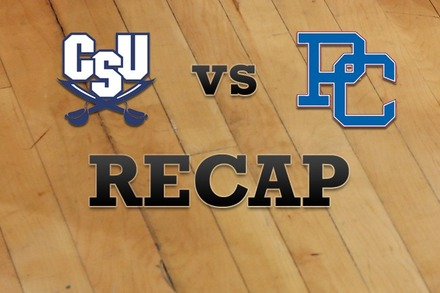 Charleston Southern vs. Presbyterian: Recap and Stats