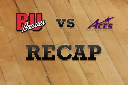 Bradley vs. Evansville: Recap and Stats