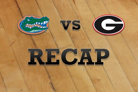 Florida vs. Georgia: Recap and Stats