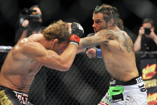 Clay Guida Looking Forward to New Start, Making Waves at 145 Pounds