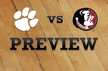 Clemson vs. Florida State: Full Game Preview