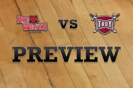 Arkansas State vs. Troy: Full Game Preview