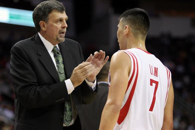 Rockets Report: Lin Spending More Time on Bench