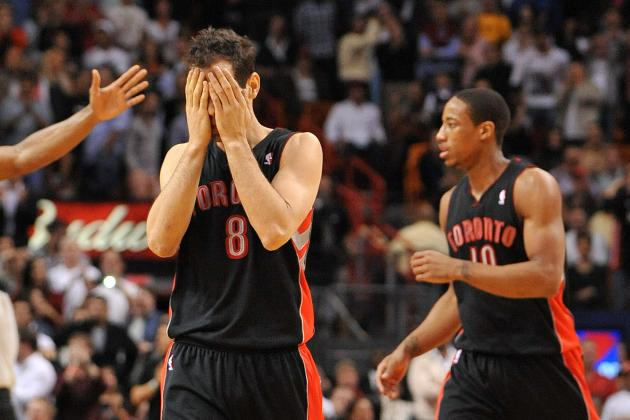 Toronto Raptors Push Miami Heat to Limit in Overtime Loss
