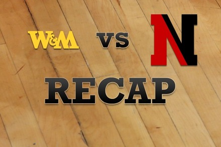 William & Mary vs. Northeastern: Recap and Stats