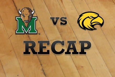 Marshall vs. Southern Miss: Recap and Stats