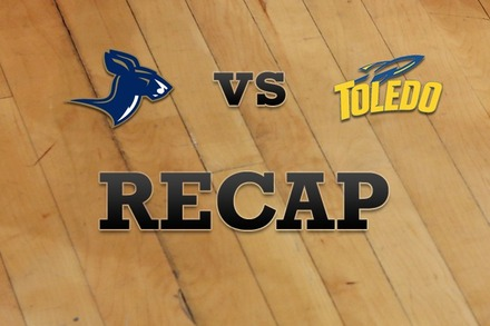 Akron vs. Toledo: Recap and Stats