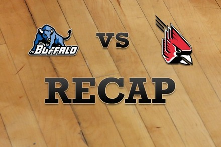 Buffalo vs. Ball State: Recap and Stats