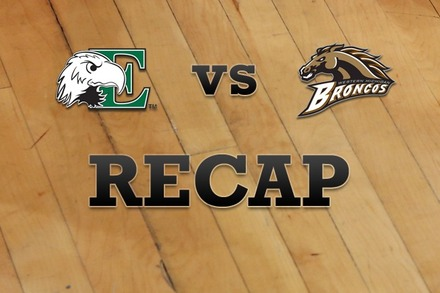 Eastern Michigan vs. Western Michigan: Recap and Stats