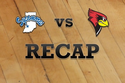 Indiana State vs. Illinois State: Recap and Stats