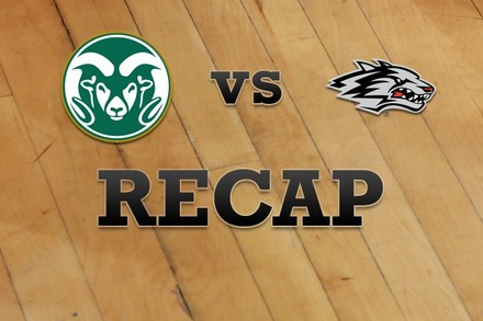 Colorado State vs. New Mexico: Recap and Stats