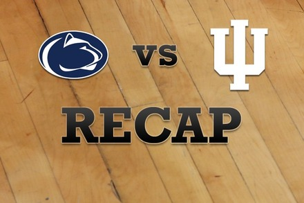 Penn State vs. Indiana: Recap and Stats
