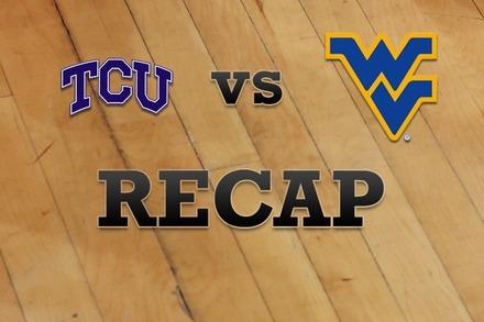 TCU vs. West Virginia: Recap and Stats