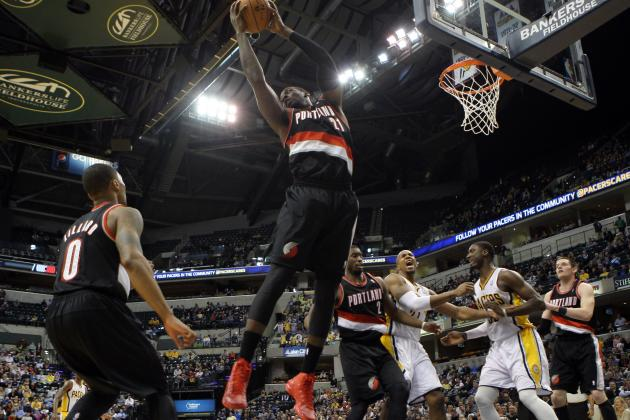 Rapid Reaction: Blazers Break Six-Game Skid by Defeating Pacers