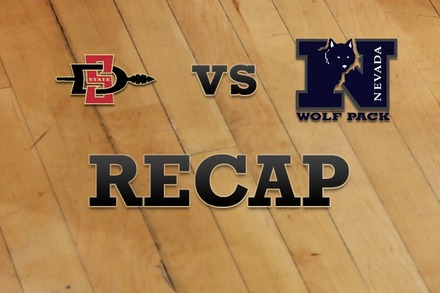 San Diego State vs. Nevada: Recap and Stats