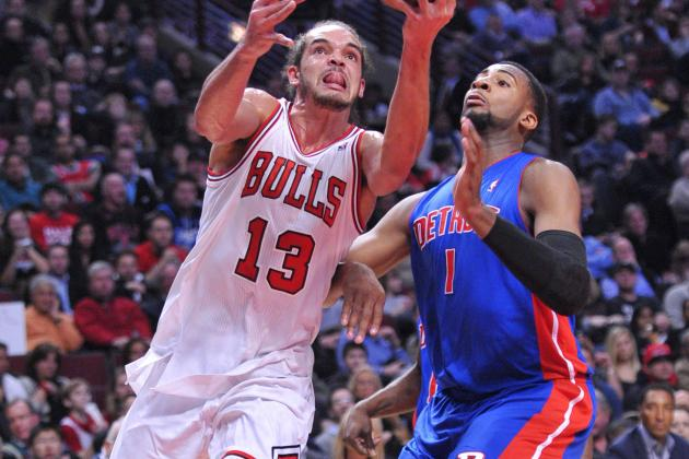 Joakim Noah Caps Emotional Week with Hustle Play of the Season