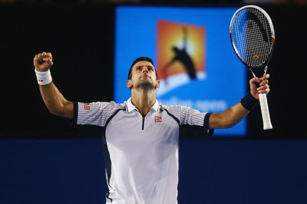 Novak Djokovic Thrashes David Ferrer, Moves Through to Australian Open Final