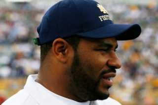 Notre Dame Fighting Irish Alumni Jerome Bettis and Tim Brown Are HOF Finalists