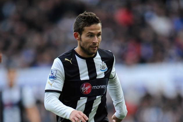 Newcastle United: Time for Yohan Cabaye to Be Named Toon Captain