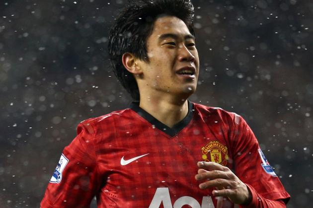 Why Shinji Kagawa Could Still Be Manchester United's X-Factor