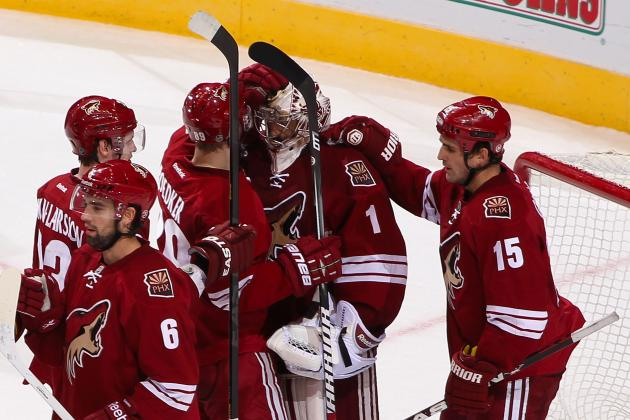 Phoenix Coyotes Pick Up Defensive Execution, but They Need Greater Consistency