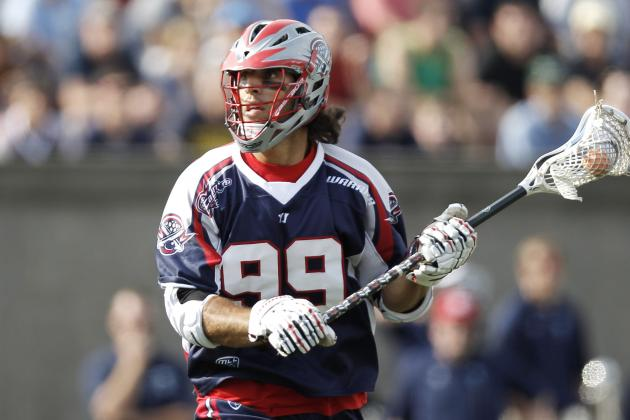 Paul Rabil, the New Face of Lacrosse, Bleeds Ravens Purple Too