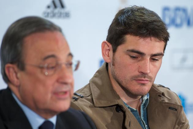 Real Madrid's Florentino Perez Denies Jose Mourinho Ultimatum Talk
