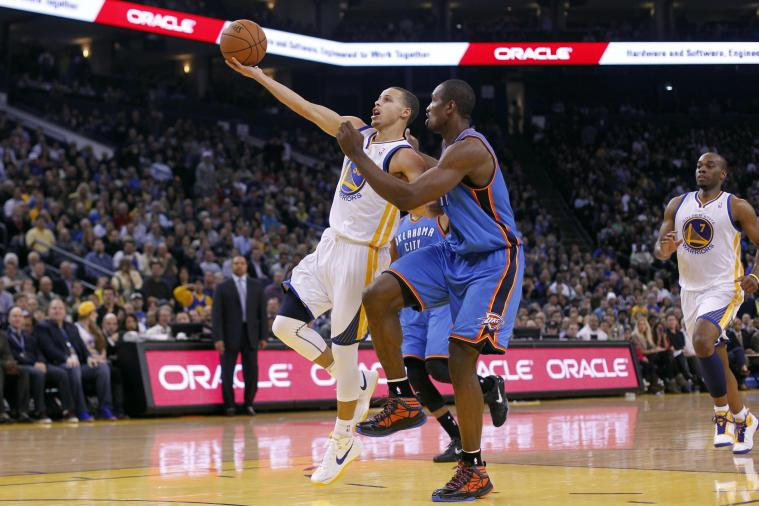 Curry, Lee Will Warriors Past Durant, Thunder