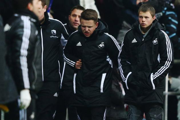 Swansea City Ballboy Flashes Skills on YouTube (Video)