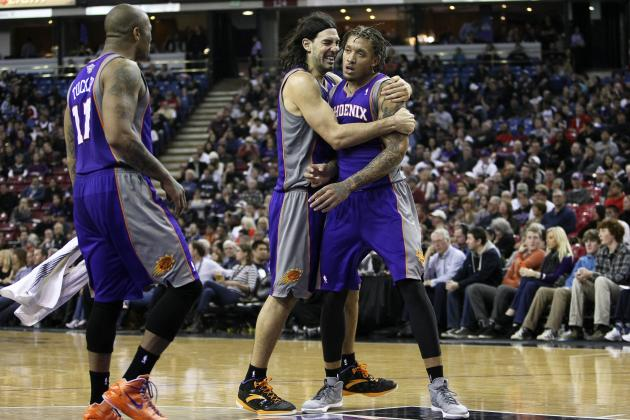 Phoenix Suns 106, Sacramento Kings 96 — Good Thing the Season Starts Today