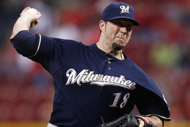 Report: Mets Agree to Deal with Shaun Marcum