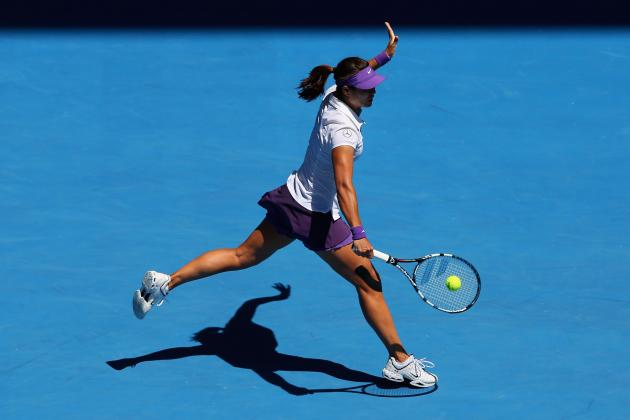 Sharapova vs. Li Na: Recap and Analysis from Australian Open 2013 Women's Semis