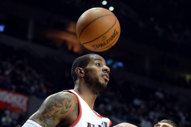 Trail Blazers Ease Past Pacers