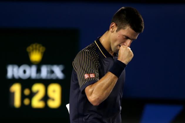 Djokovic vs. Ferrer: Recap and Analysis from Australian Open 2013 Men's Semis