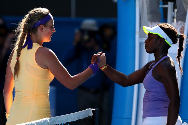 Azarenka vs. Stephens: Recap and Analysis from Australian Open Women's Semis