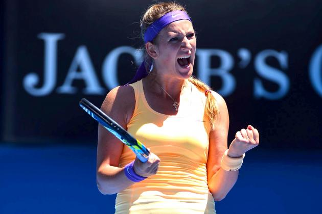 Australian Open 2013 Results: Day 11 Scores and Results Summary