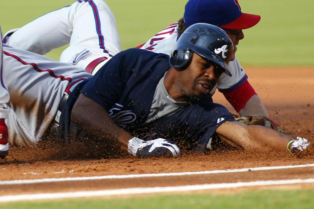 The Bourn Market: Mets, Braves, Rangers, M's and Four More