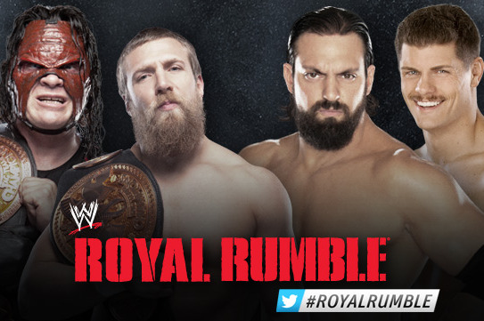 WWE Royal Rumble 2013: Team Rhodes Scholars Will Win the WWE Tag Team Titles