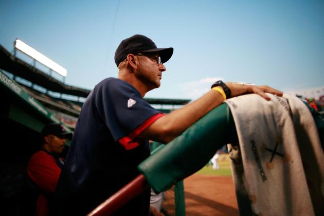 B/R Talks to Dan Shaughnessy, Author of 'Francona: The Red Sox Years'