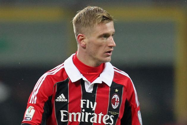 Abate on Verge of Zenit Move