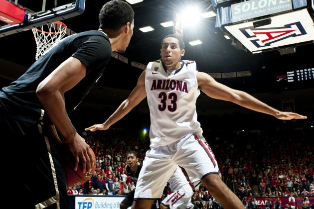Arizona Basketball Game Notes: Parrom, Freshmen Ready for 'Whiteout'