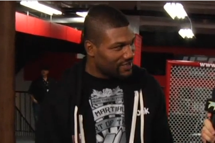Rampage Jackson Tired of Negativity Surrounding Supposed UFC Finale