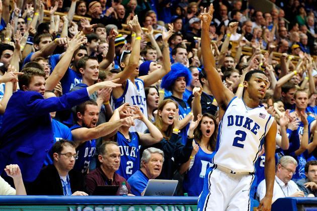 Duke Basketball: Blue Devils Still Class of ACC Despite Miami Loss